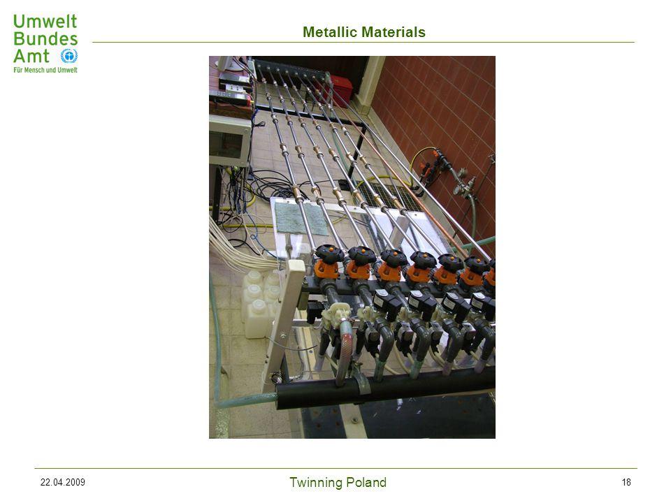 Twinning Poland Metallic Materials 22.04.200918