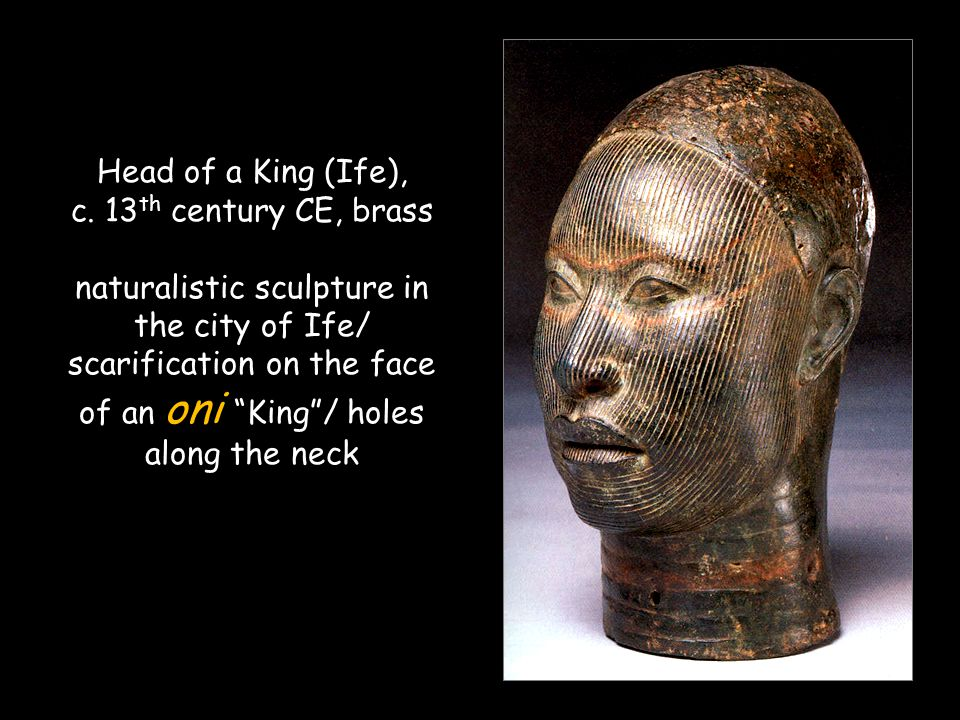 Head of a King (Ife), c.