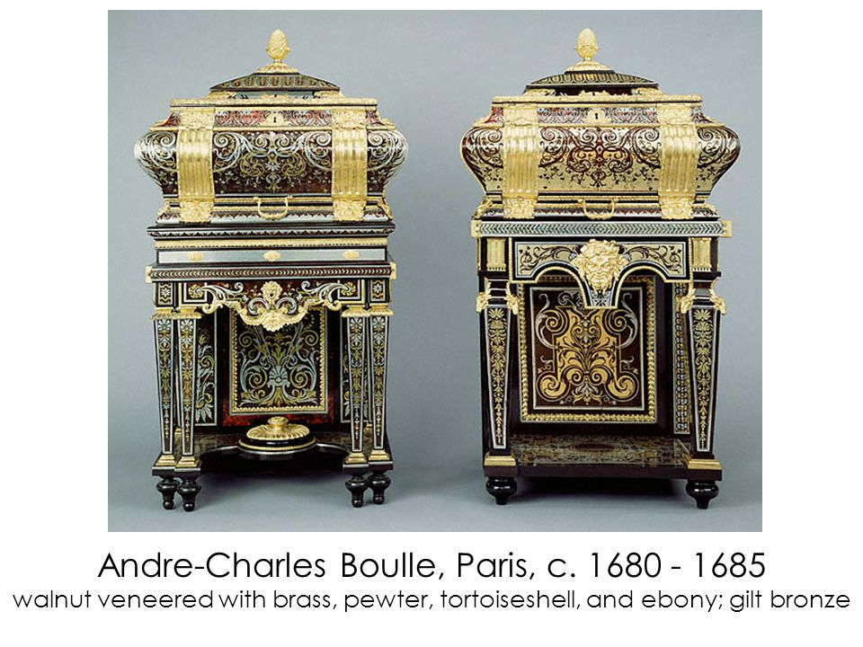 Andre-Charles Boulle, Paris, c.