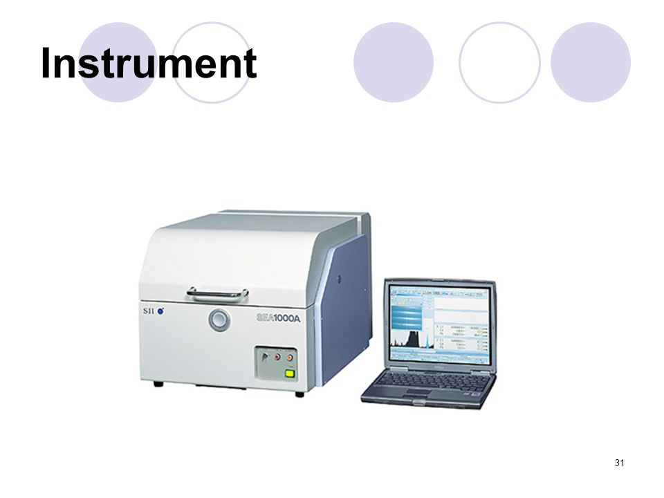 31 Instrument