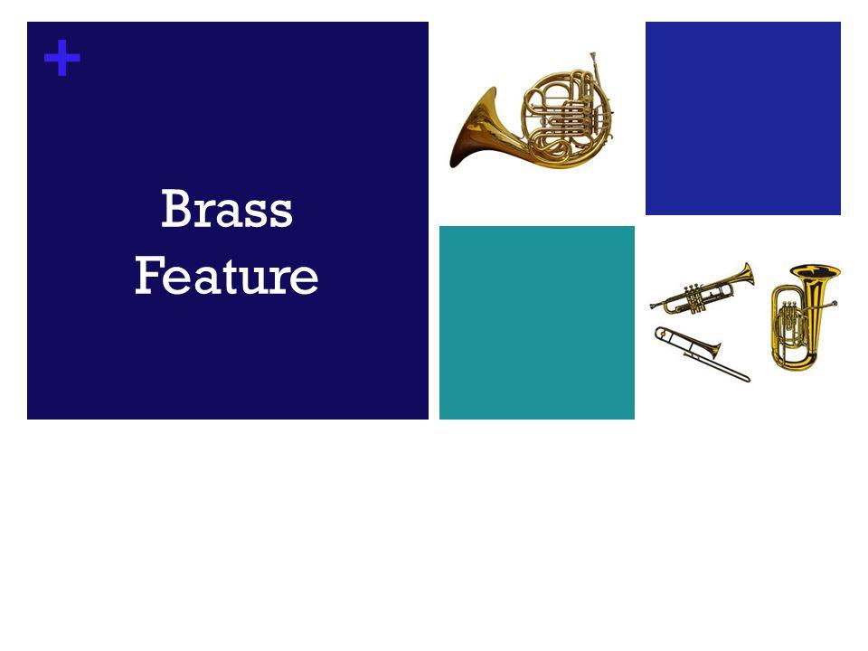+ Brass Feature