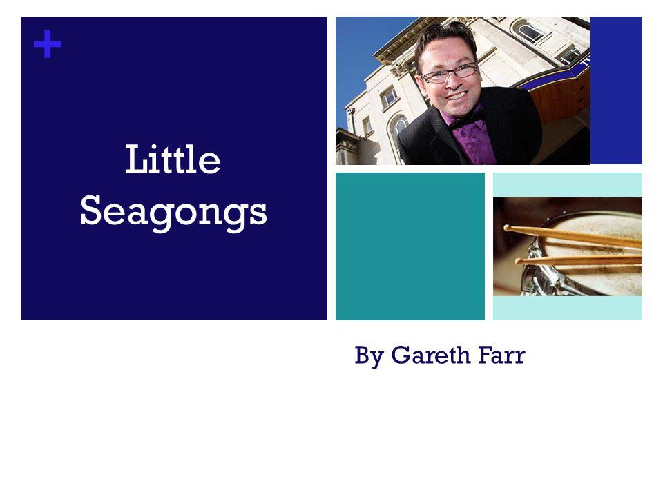+ By Gareth Farr Little Seagongs