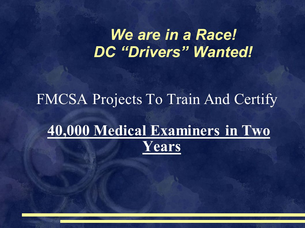 The Pace Car is on the Track PACE is a nationally-recognized medical profession accrediting body to provide CEUs.