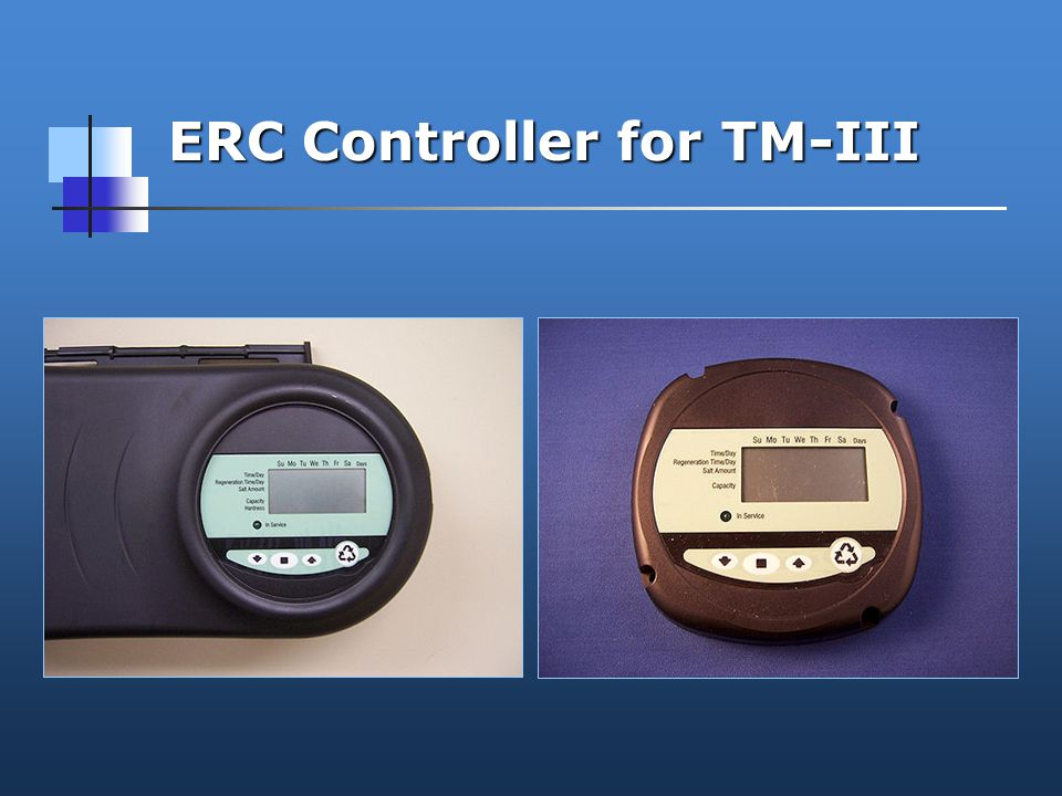 ERC Controller for TM-III