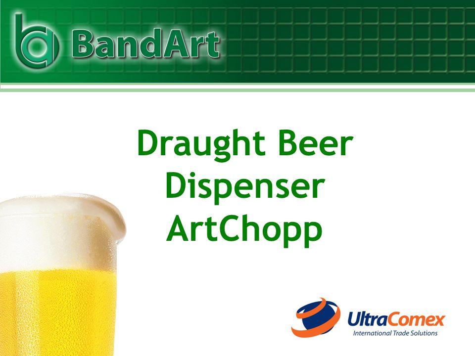Draught Beer Dispenser ArtChopp
