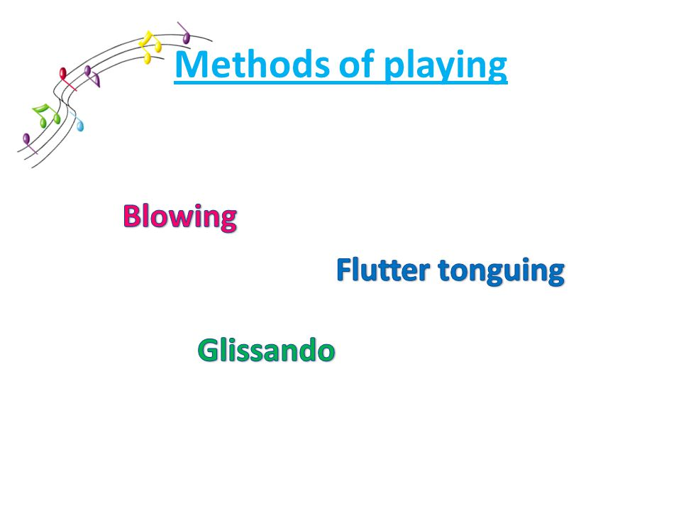 Methods of playing