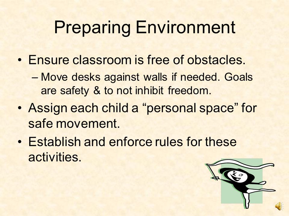Benefits of Movement in the Classroom Develop and stimulate imagination.