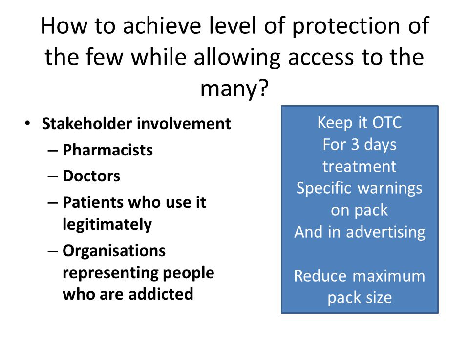 How to achieve level of protection of the few while allowing access to the many.