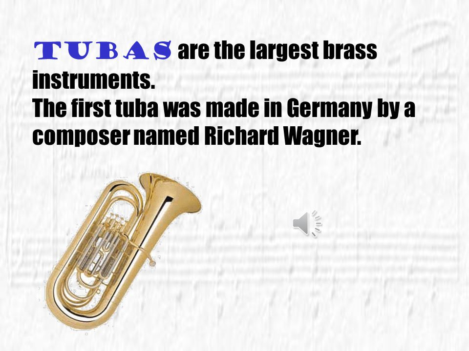 French horns are the leaders of the brass section in the orchestra. They don't have valves. Instead they have keys.