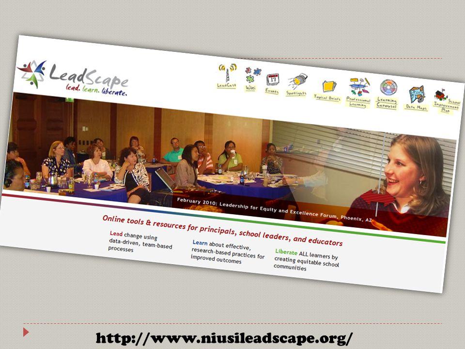http://www.niusileadscape.org/
