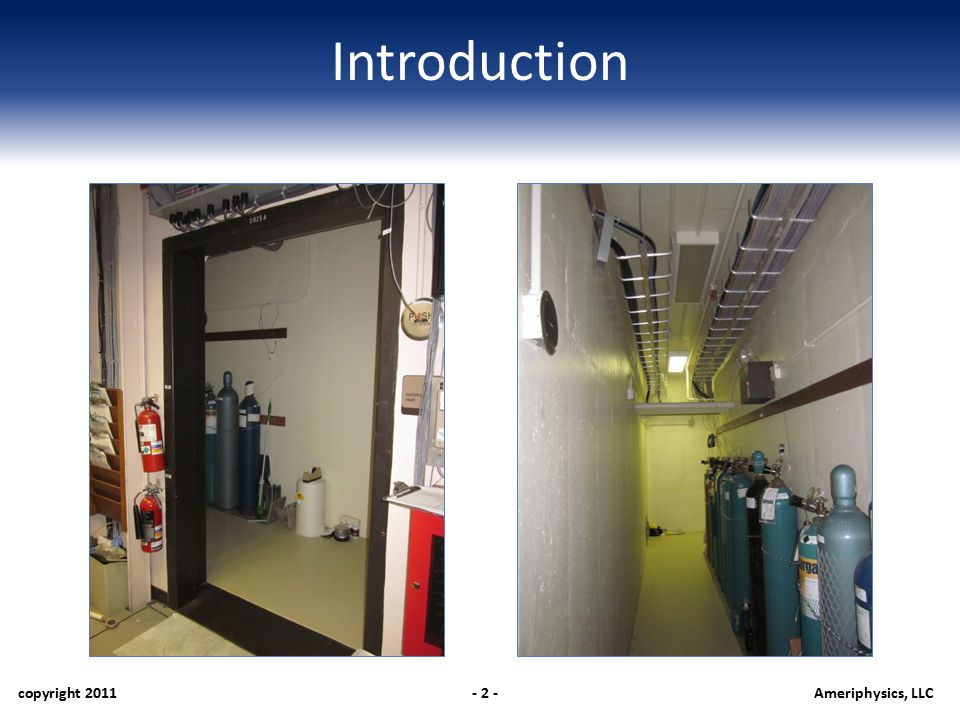 Introduction copyright 2011- 2 -Ameriphysics, LLC