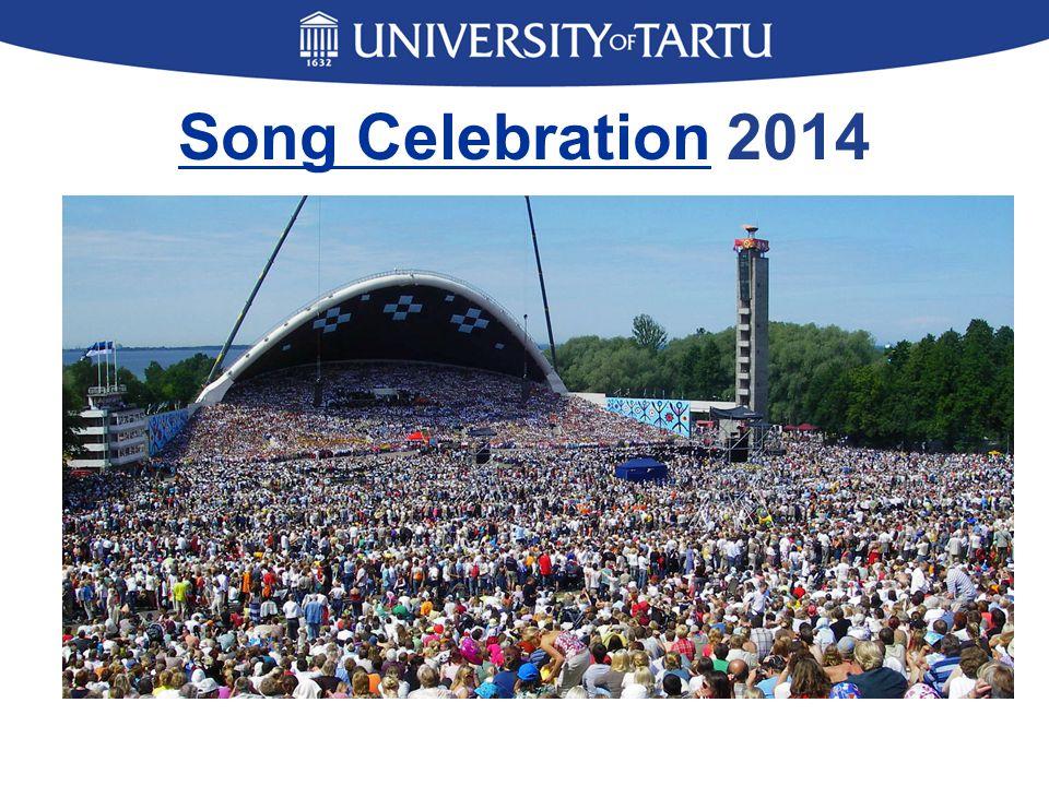 Song CelebrationSong Celebration 2014