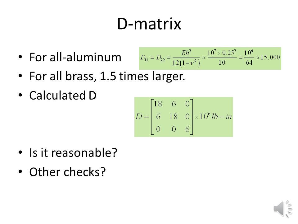 B-Matrix