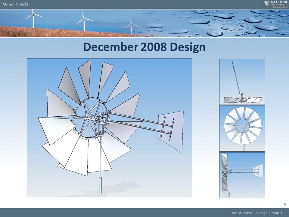 5 December 2008 Design