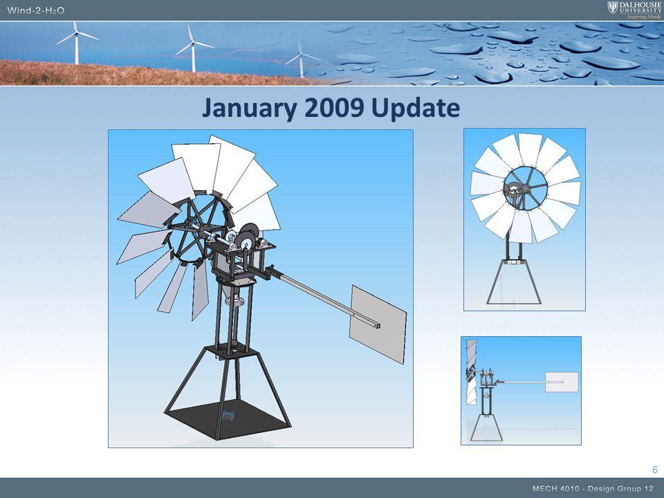 6 January 2009 Update