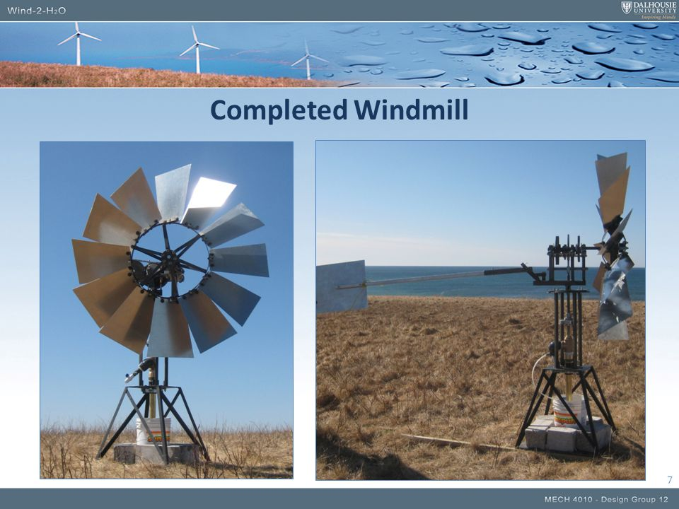 7 Completed Windmill