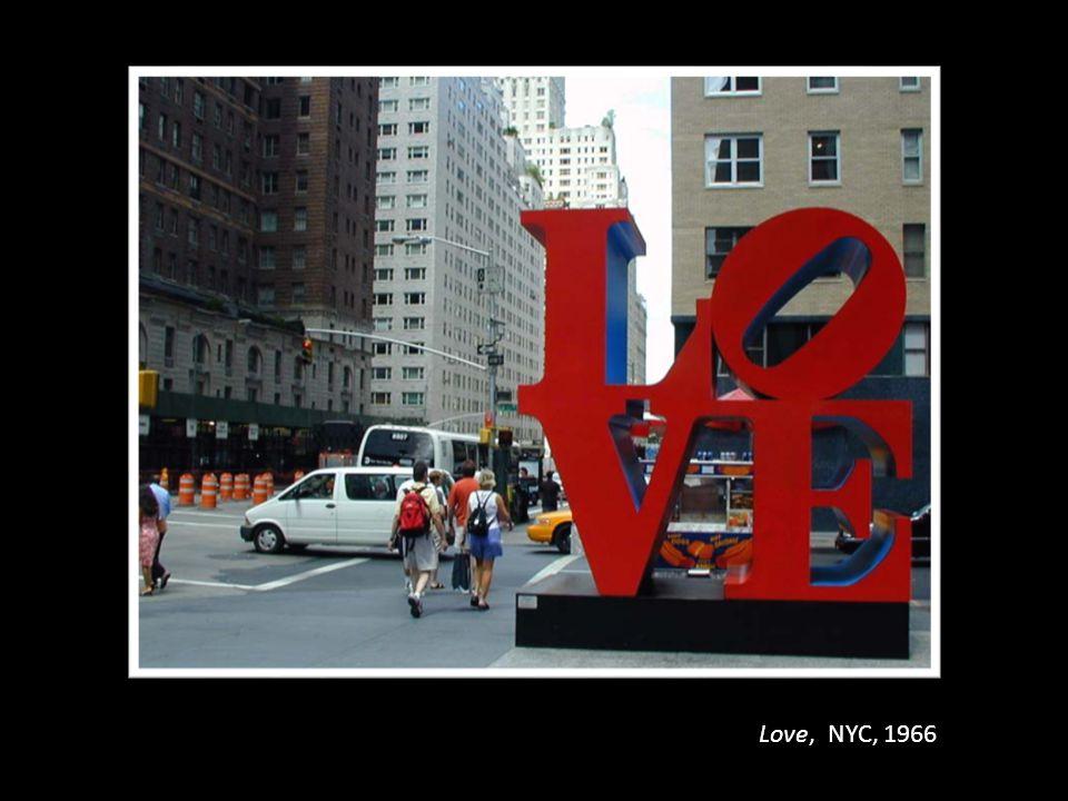 Love, NYC, 1966