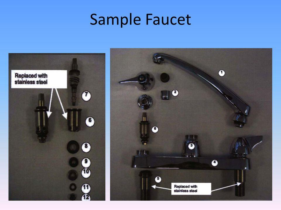 Sample Faucet