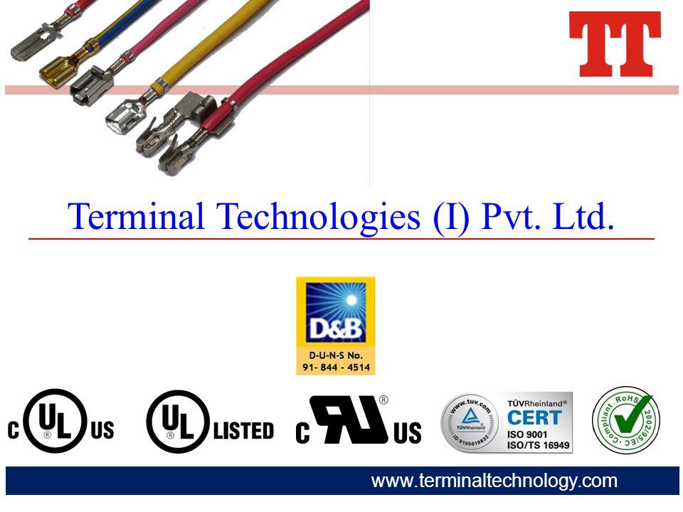 www.terminaltechnology.com Terminal Technologies (I) Pvt. Ltd.