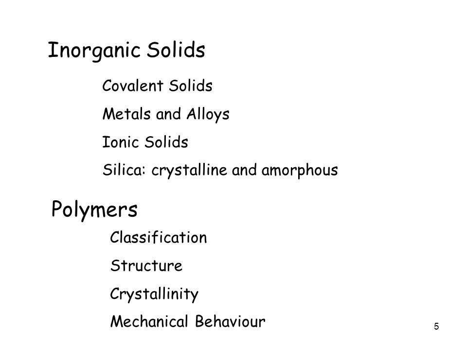 76 Tacticity 3. Isotactic and syndiotactic polymers can crystallize but atactic cannot.