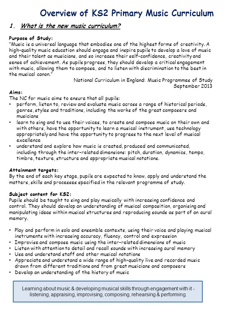 2.What is OFSTED looking for.
