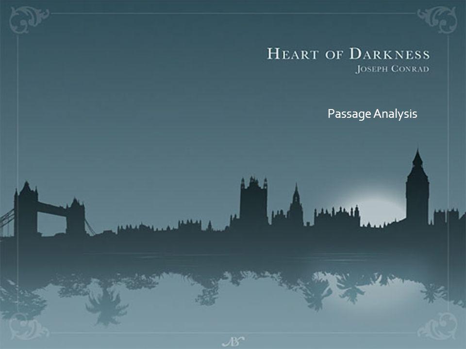 Passage Analysis