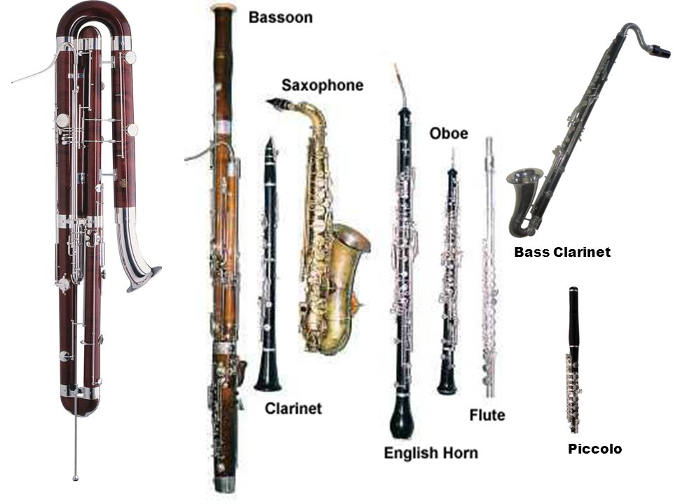 Piccolo Bass Clarinet