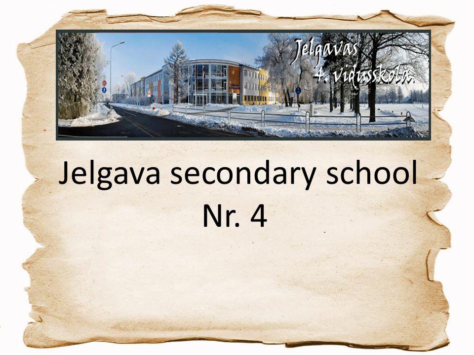 Jelgava secondary school Nr. 4