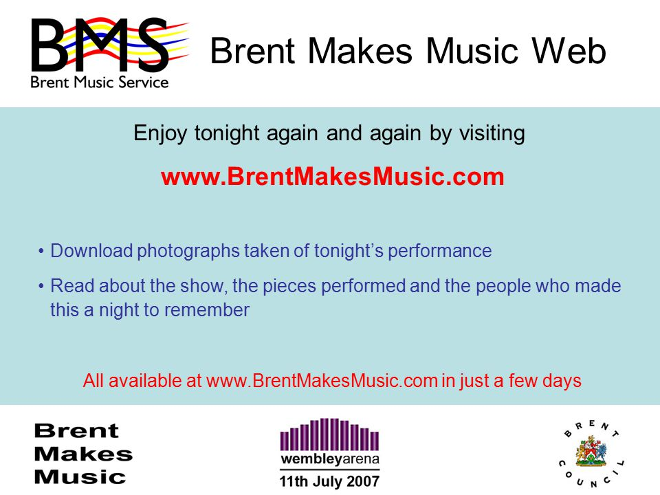 Brent Makes Music Web Enjoy tonight again and again by visiting www.BrentMakesMusic.com Download photographs taken of tonight's performance Read about