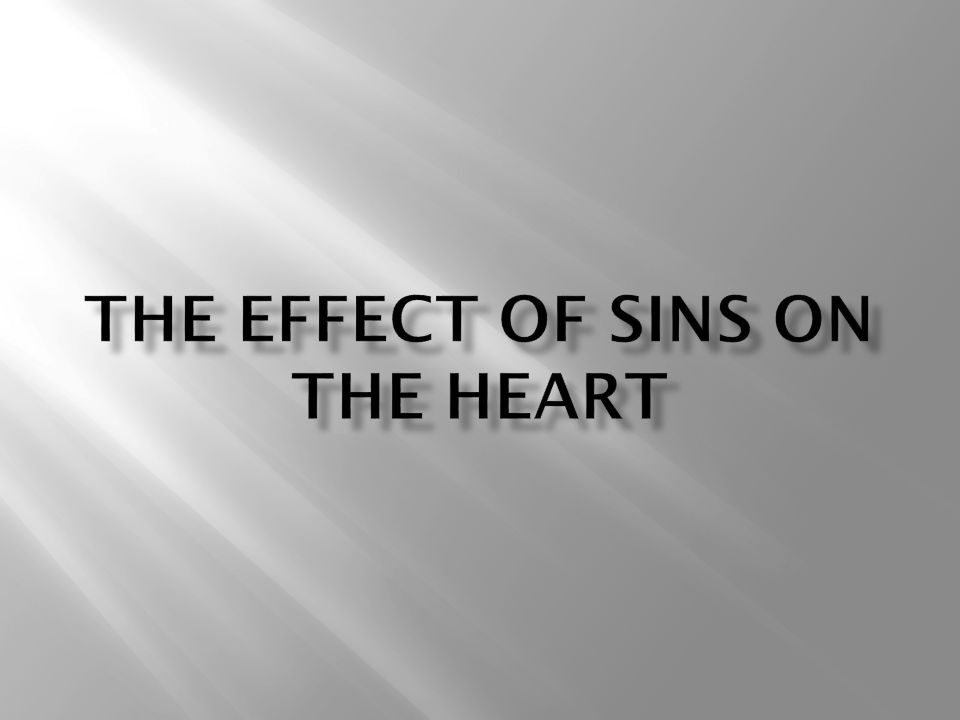  Polished Heart Heart of the believer. Sealed Heart Heart of the non believer.