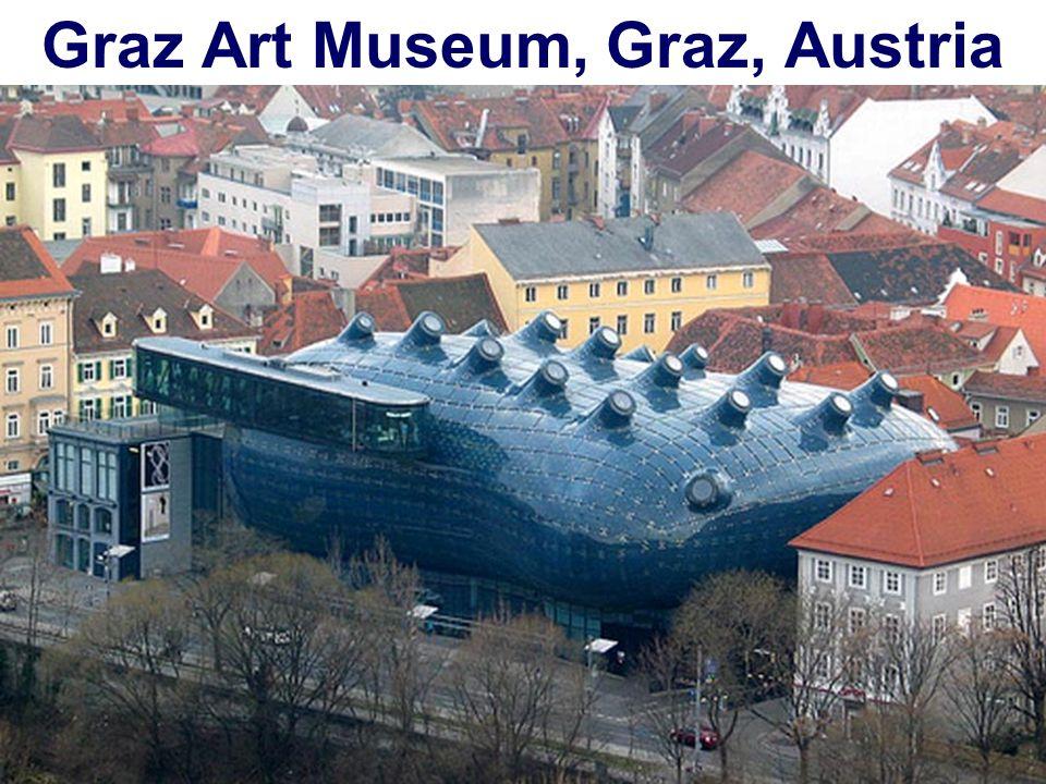 Gehry Building, Dusseldorf, Germany