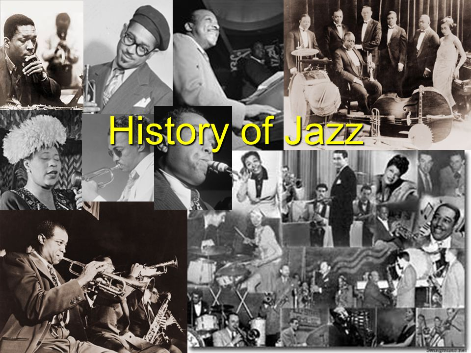 Introduction Jazz represents a merging and melding of many different peoples and their heritages.