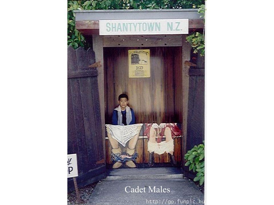Cadet Males