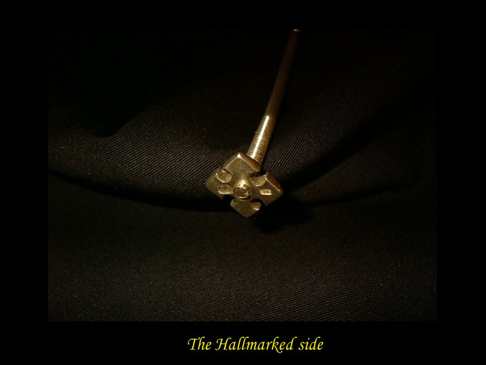 The Hallmarked side