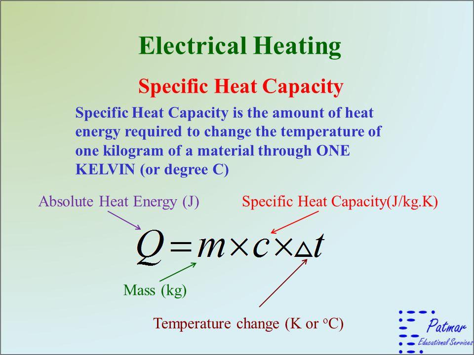 Electrical Heating Heat Control – 3-Heat Switch