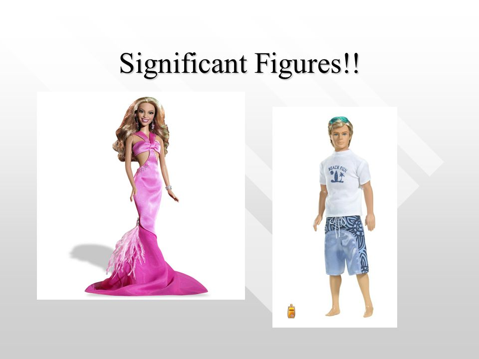 Significant Figures!!