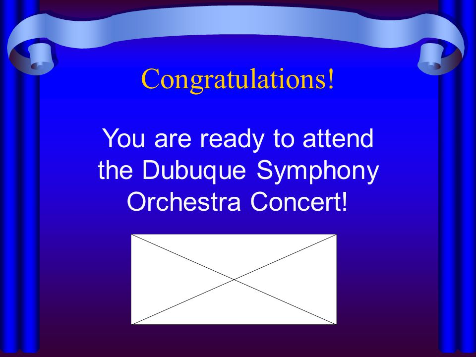 Final Jeopardy Question 1000 points QUESTION: What is the person called who directs a Symphony Orchestra.