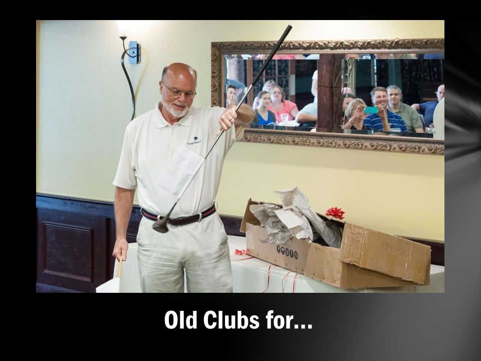 Old Clubs for…