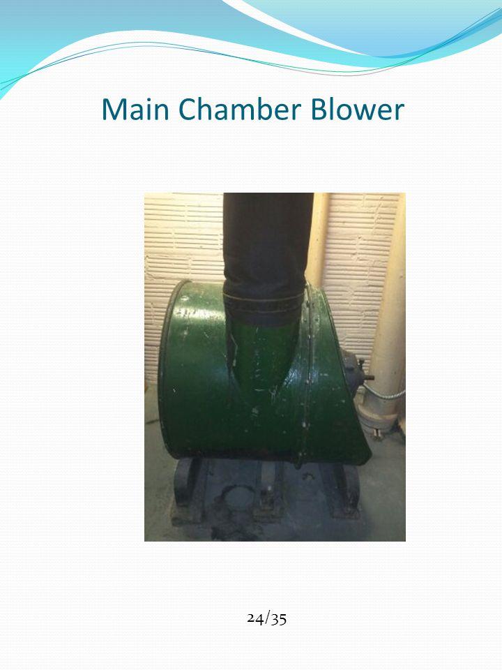 Main Chamber Blower 24/35