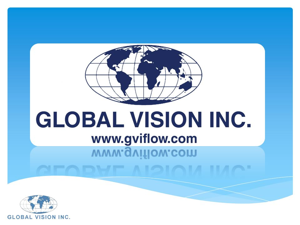 What's Next For Global Vision?  UL Certification  Digital Technology  Automated Controls