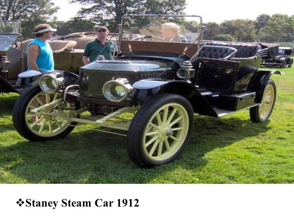  Steem car 1909