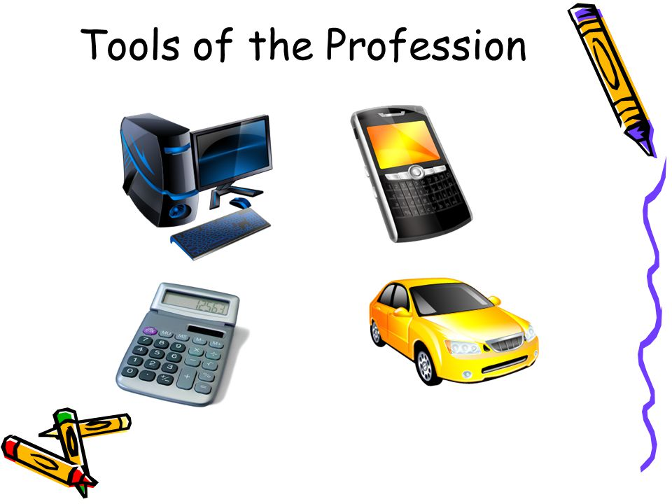 Tools of the Profession
