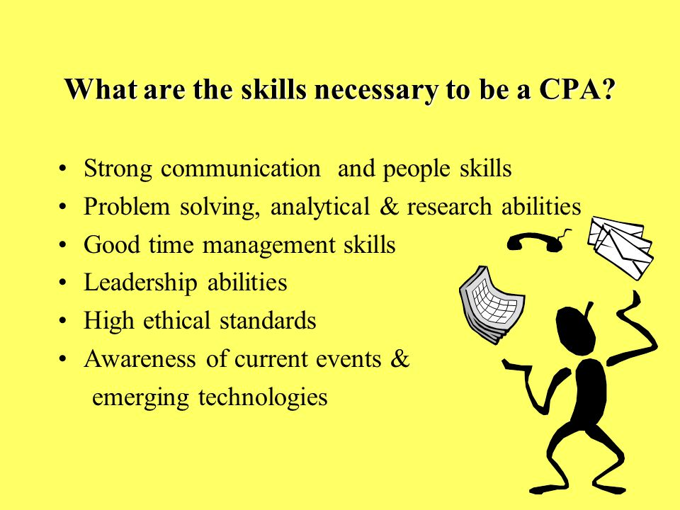 What are some of the job opportunities for CPAs.