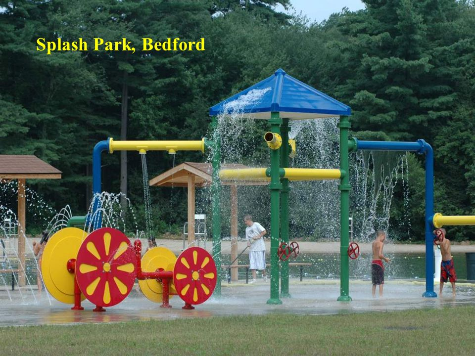 Splash Park, Bedford