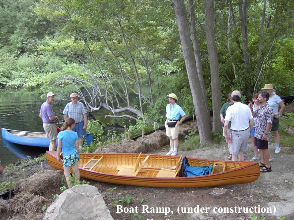 Boat Ramp, (under construction) Grafton