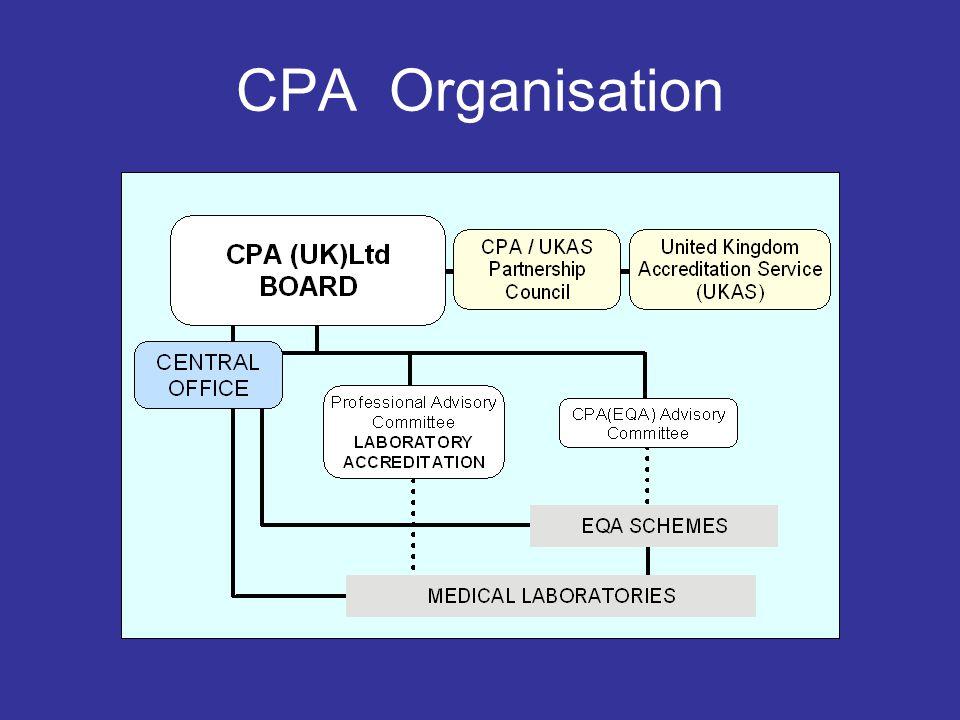 CPA Organisation