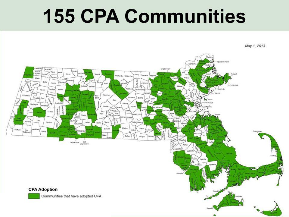 155 CPA Communities