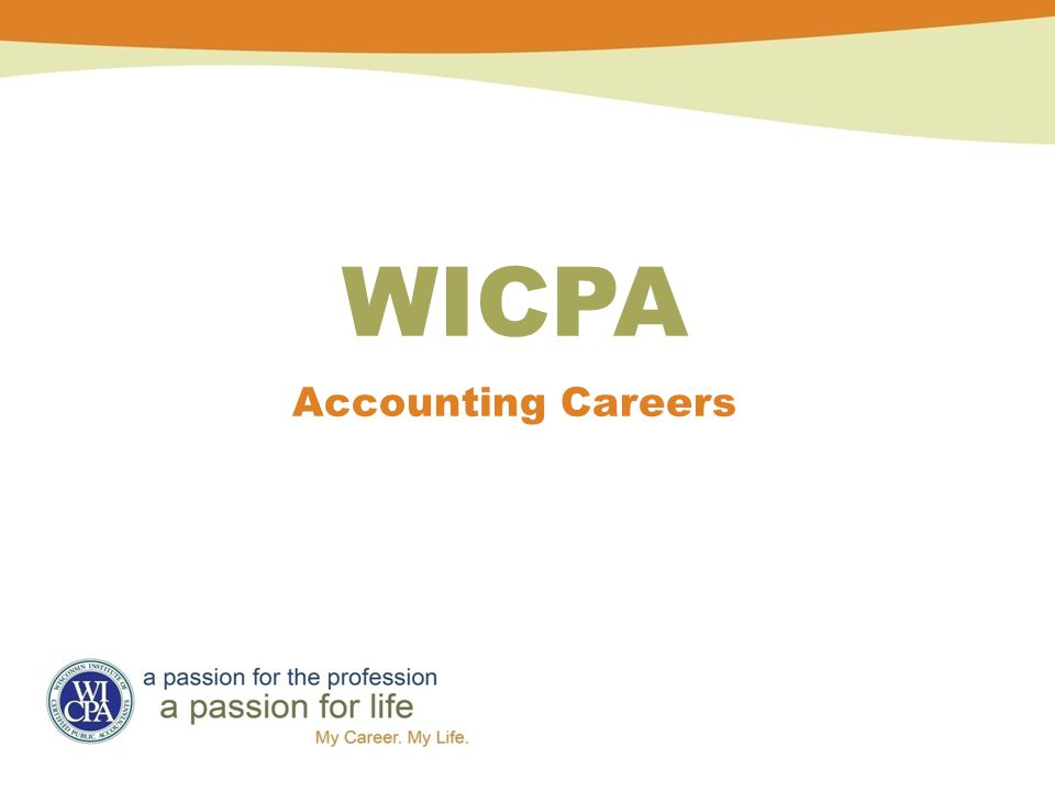 WICPA Accounting Careers
