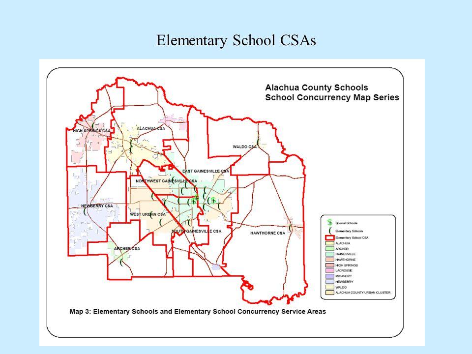 Elementary School CSAs