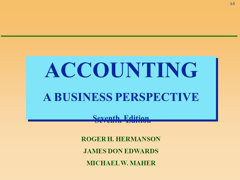 I-11 Public Accounting l Public Accounting Firms offer professional accounting services to clients.